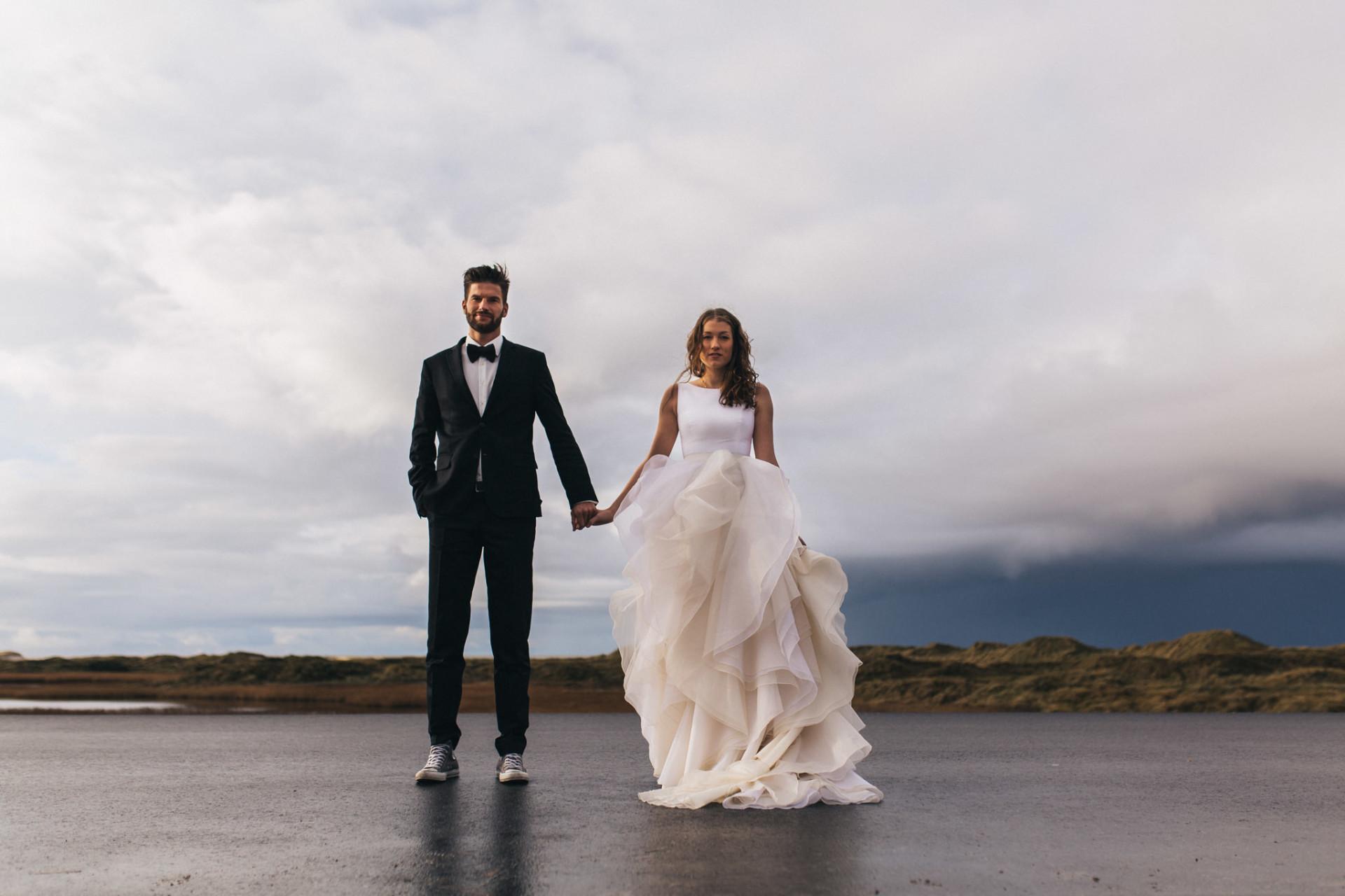 elopement photographer europe-elopement sankt peter ording