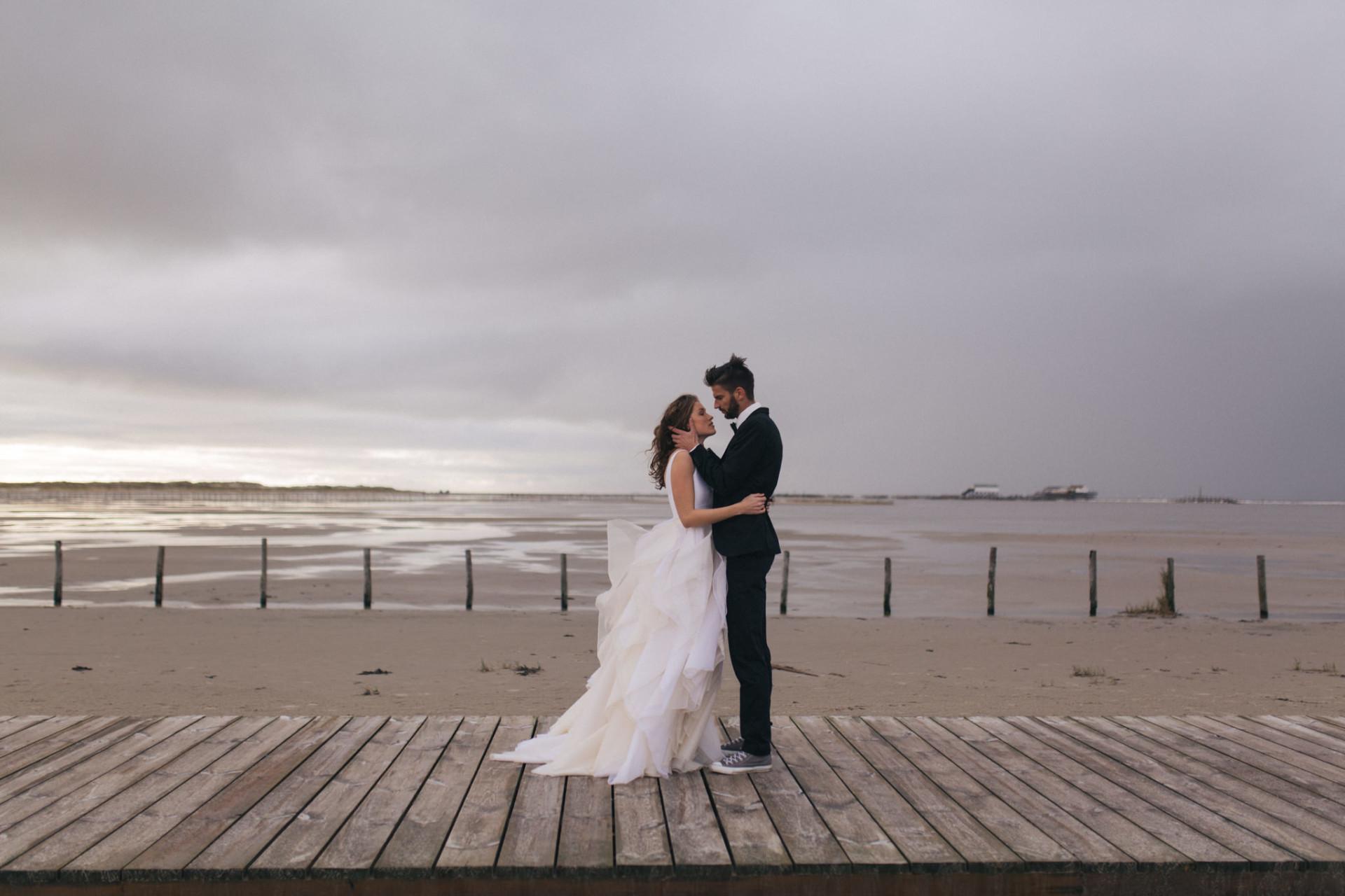 beach elopement germany-europe elopement photographer