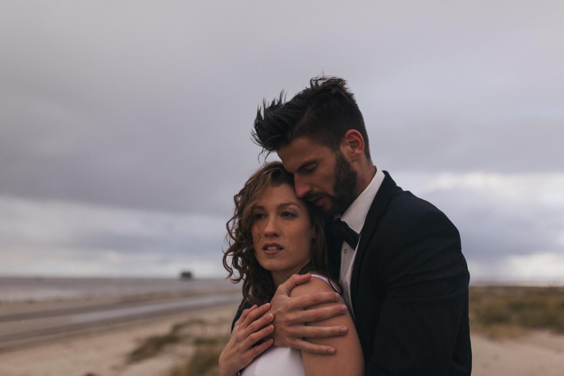 elopement photographer germany-beach elopement