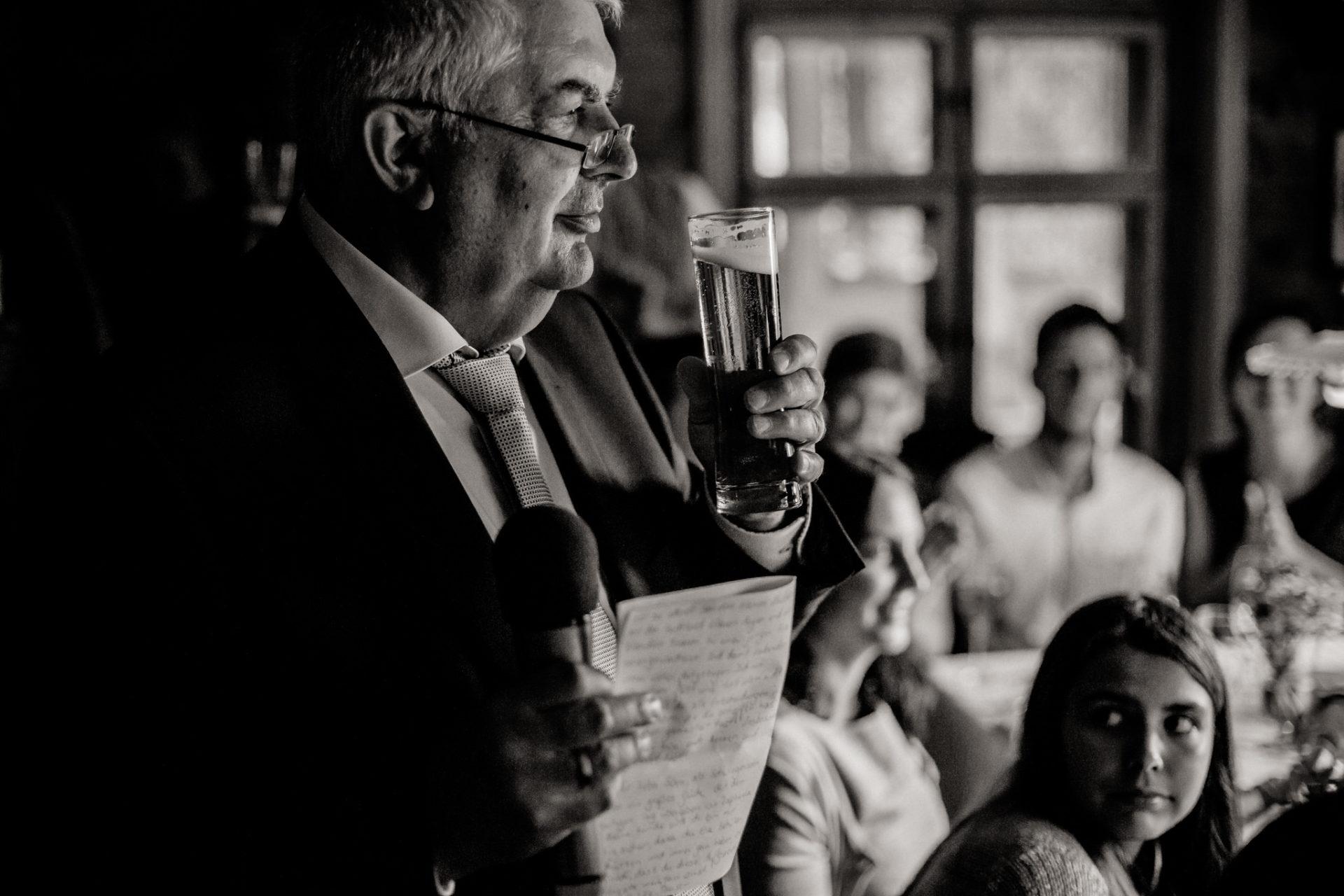 wedding photographer Lech Arlberg-mountainwedding-speeches