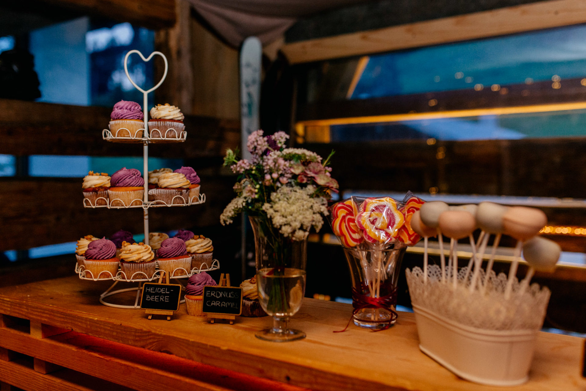 wedding photographer Lech Arlberg-mountainwedding-candy bar