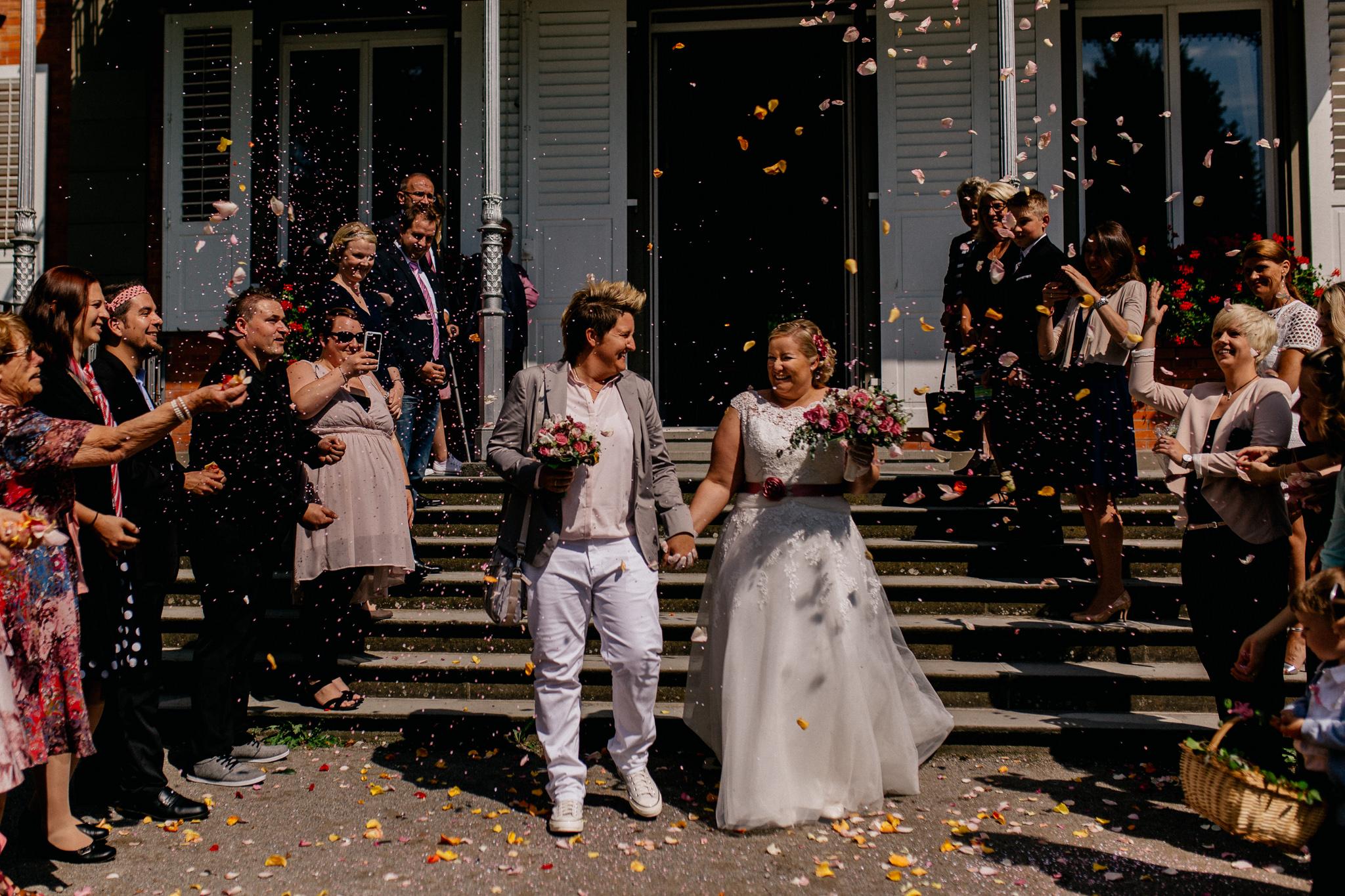 Hochzeitsfotograf Muenchen Lesbische Hochzeit Yp 60 Maria Luise