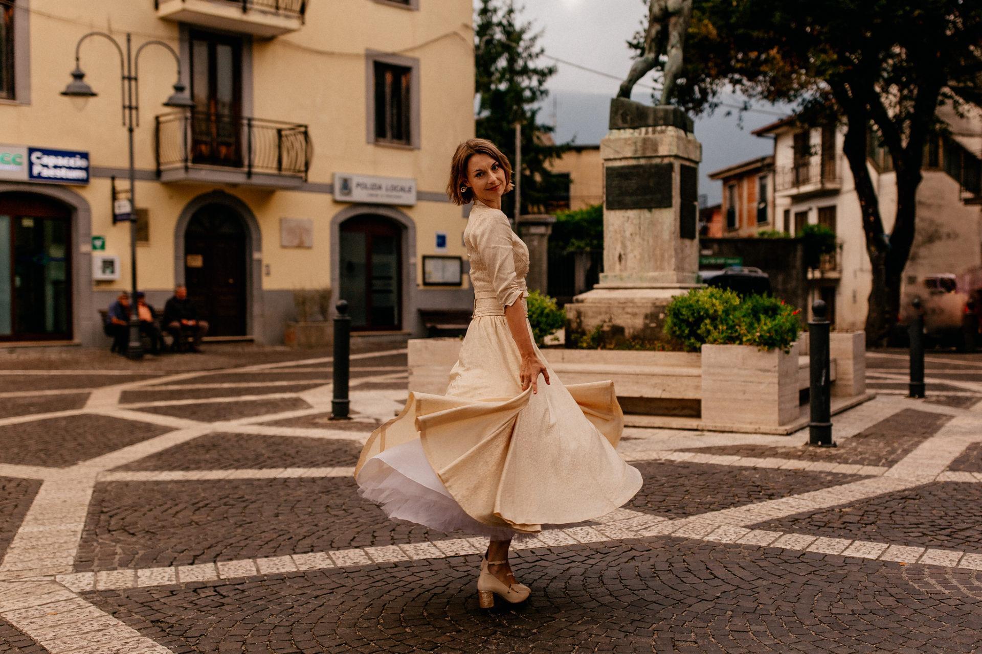 wedding photographer amalfi coast-italy wedding-bride portrait
