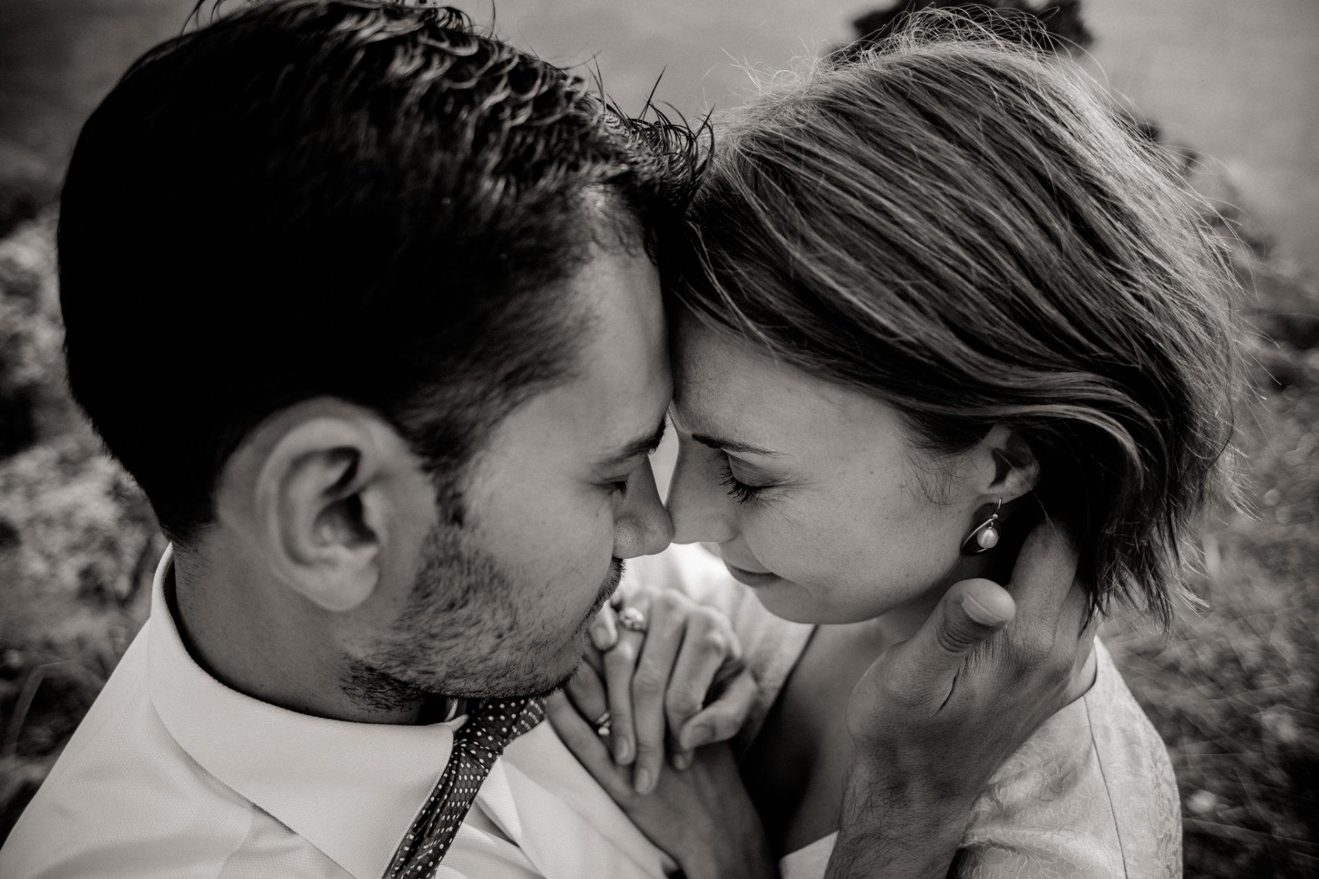 wedding photographer amalfi coast-italy wedding-bride and groom portrait mountains