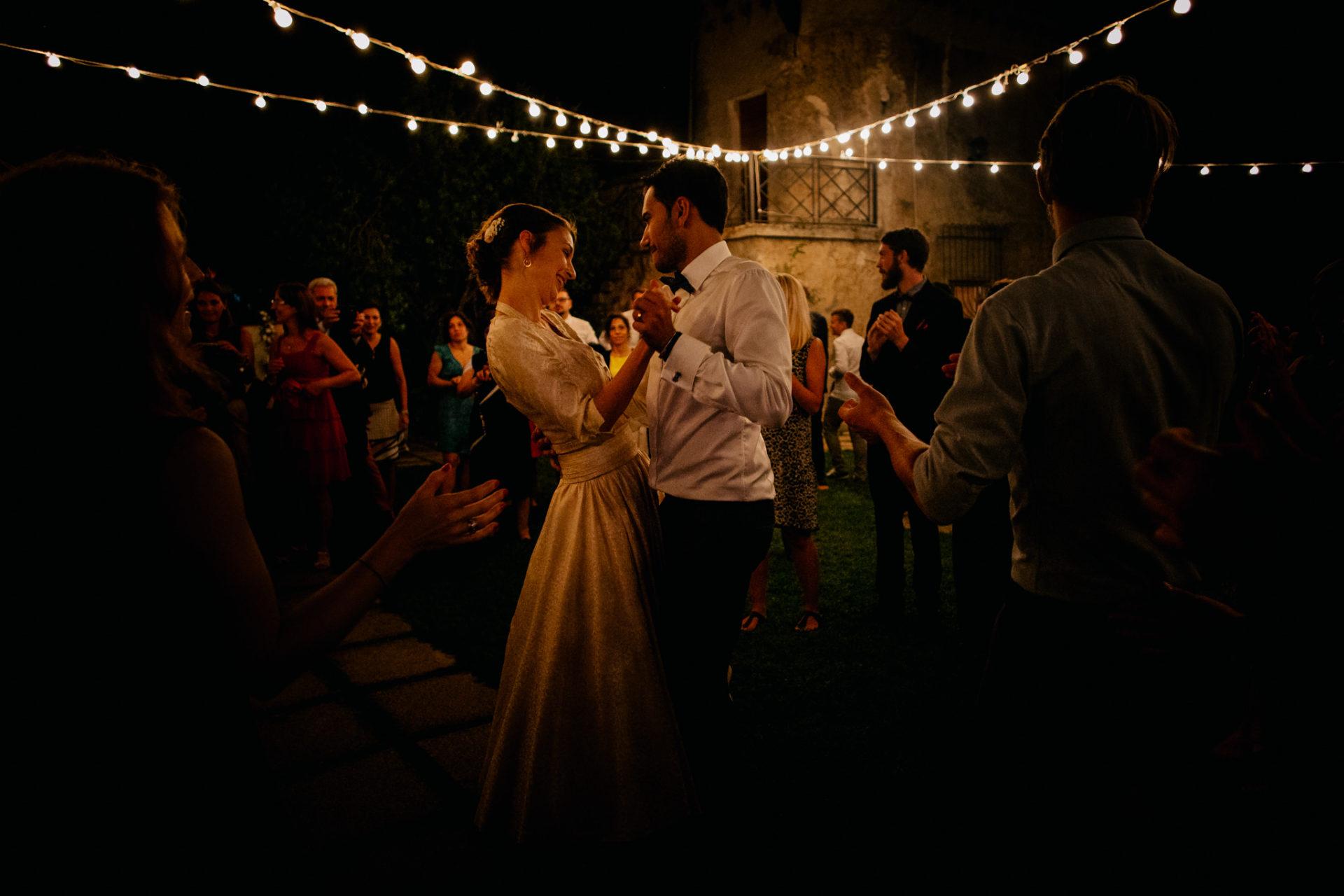wedding photographer amalfi coast-italy wedding-agriturismo seliano-first dance