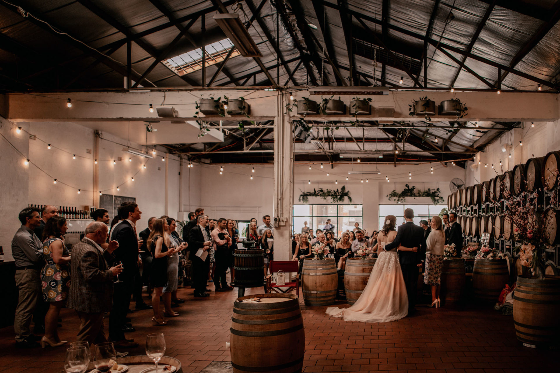 documentary wedding photographer melbourne-quirky rustic brunswick wedding-noisy rituals wedding photographer-east elevation reception location-bridal portraits st kilda-destination wedding australia-artistic wedding photography