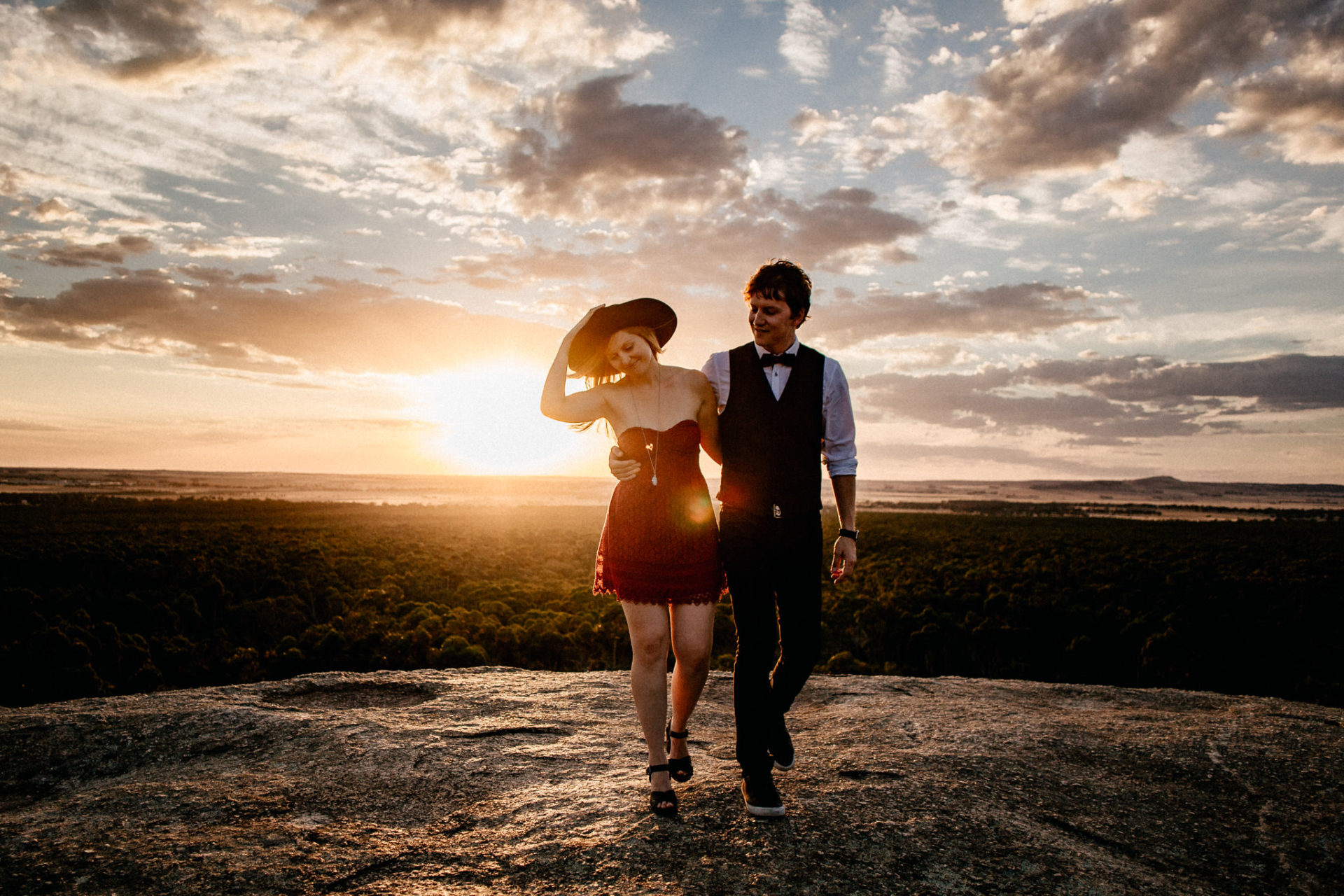 documentary wedding photographer melbourne-quirky geelong wedding-natural engagement photos-unposed portraits
