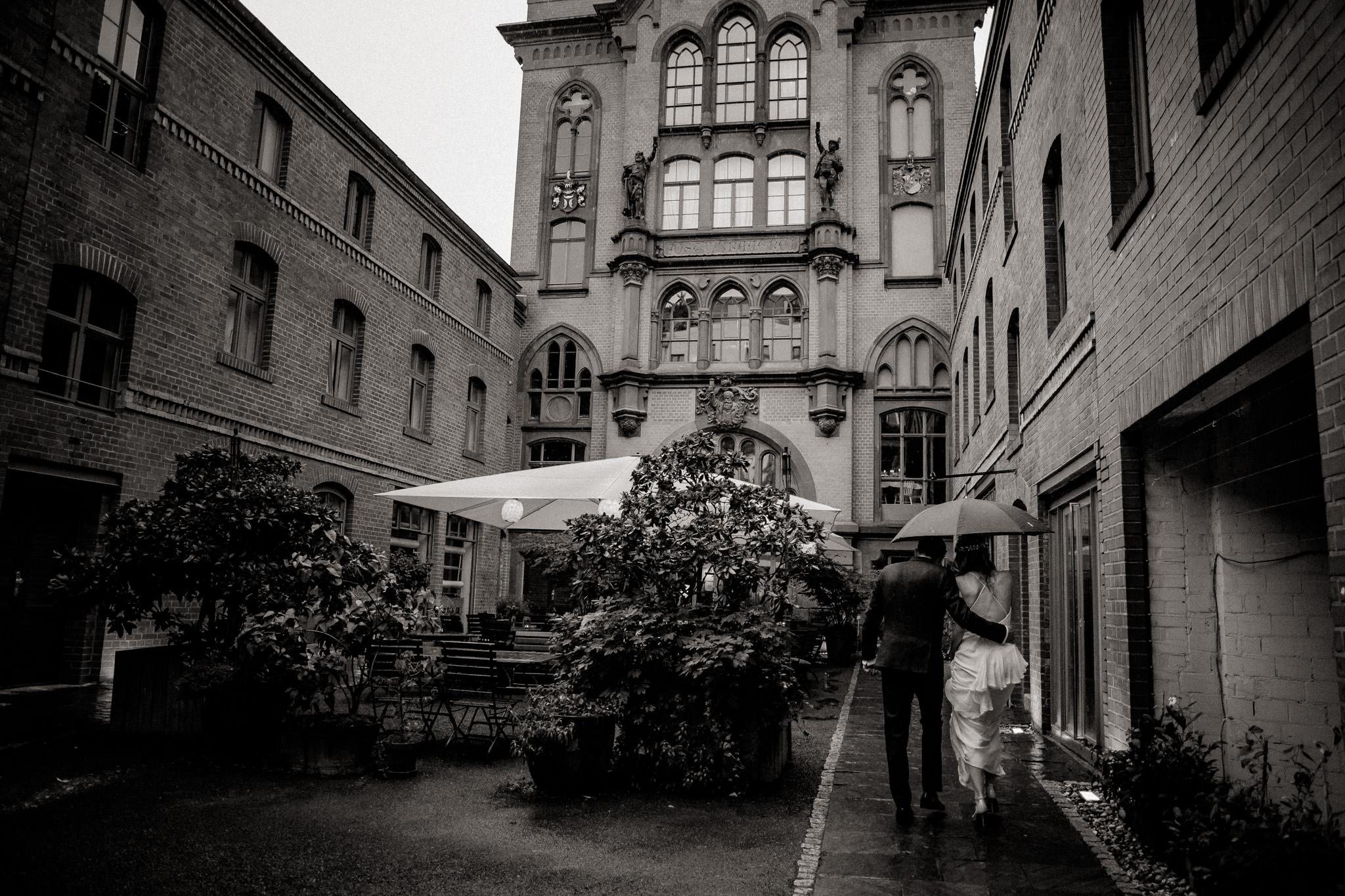 Dokumentarische Hochzeitsfotografie Berlin Internationale Hochzeit