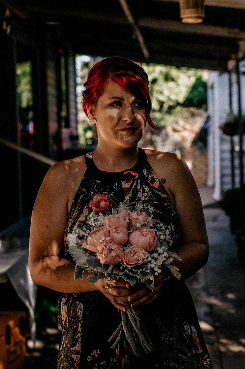 backyard-wedding-australia-melbourne-ceremony-bridal-party-walk-down-isle