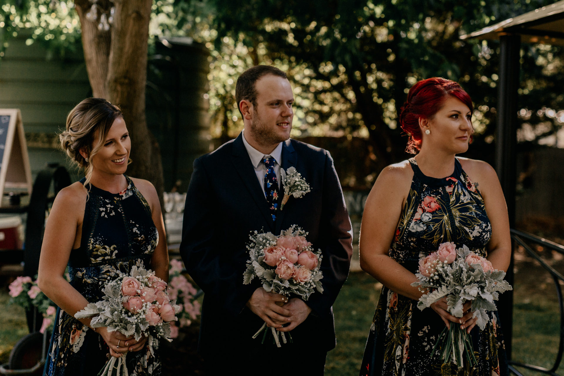 backyard-wedding-australia-melbourne-ceremony-bridal-party