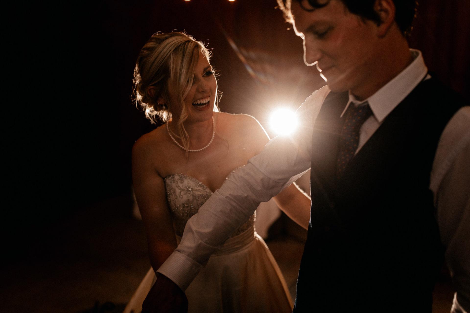 backyard-wedding-australia-melbourne-cake-cutting-bride-groom