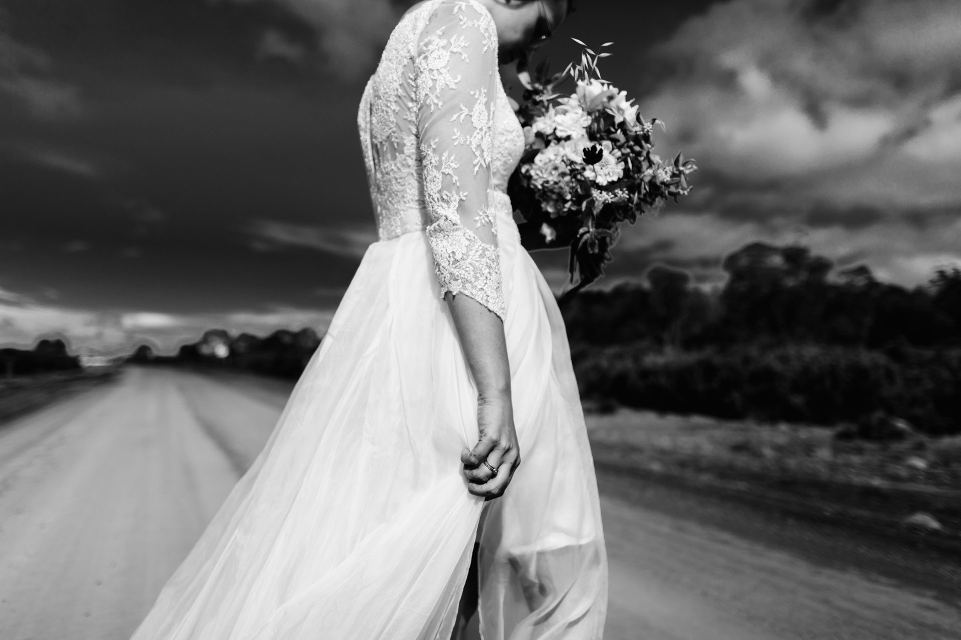 wedding dress shopping munich-elfenkleid-fair fashion wedding gown-
